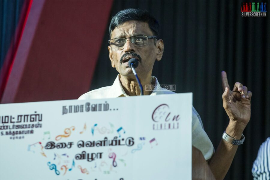 Celebrities At The 'Nadodigal 2' Press Meet