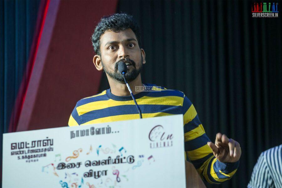 Bharani At The 'Nadodigal 2' Press Meet