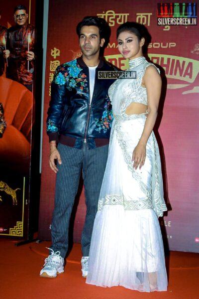 Mouni Roy, Rajkummar Rao At The 'Made In China' Trailer Launch