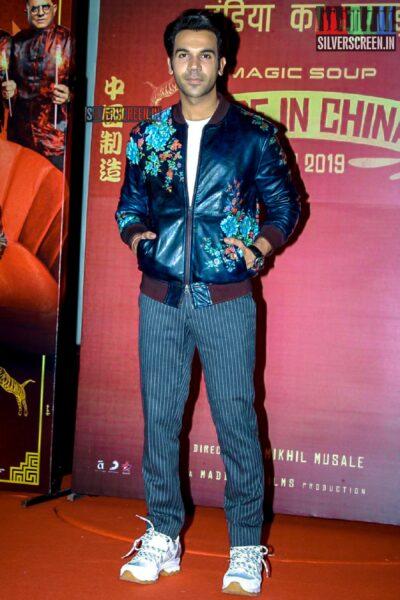 Rajkummar Rao At The 'Made In China' Trailer Launch