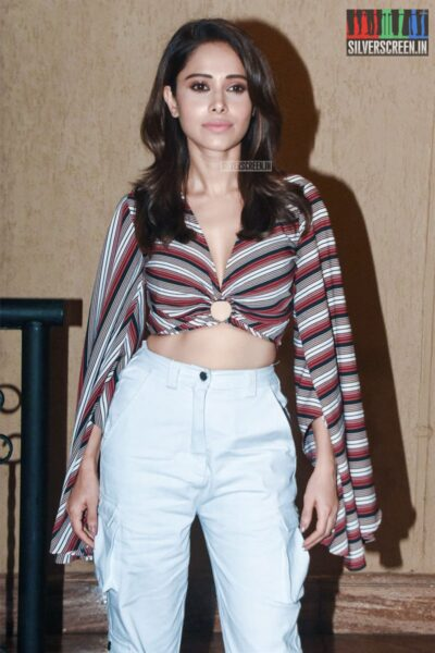 Nushrat Bharucha Promotes 'Dream Girl'