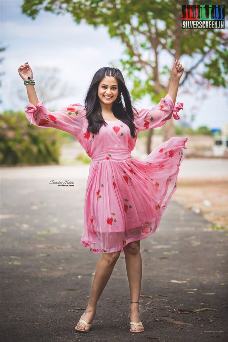 Priyamani Photoshoot Stills