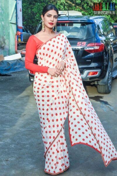 Priyanka Chopra Promotes 'The Sky Is Pink'