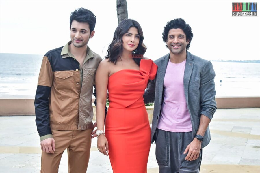 Priyanka Chopra Promotes 'The Sky Is Pink'