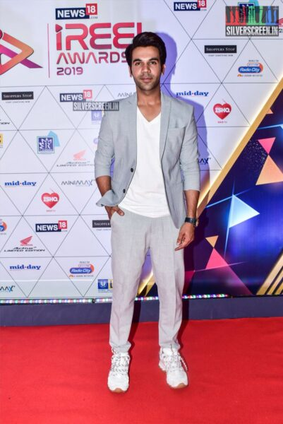 Rajkummar Rao At The 'I Reel Awards 2019'