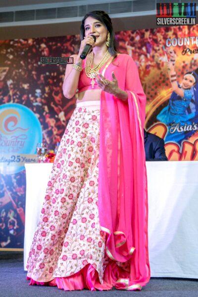 Sakshi Agarwal At The Launch Of 'The Navaratri Utsav' By Country Club Hotels In Chennai