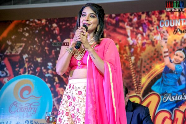 Sakshi Agarwal At The Launch Of 'The Navaratri Utsav' By Country Club Hotels In Chennai