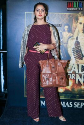 Neetu Chandra At The 'Mission Over Mars' Premiere