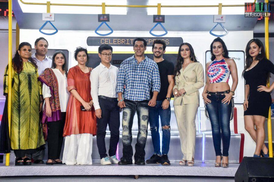 Salman Khan At The 'Bigg Boss' Press Meet