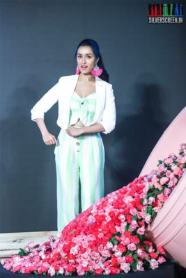 Shraddha Kapoor Becomes Brand Ambassador For 'The Body Shop'