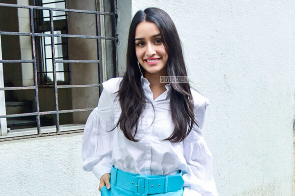 Shraddha Kapoor Promotes Chhichhore