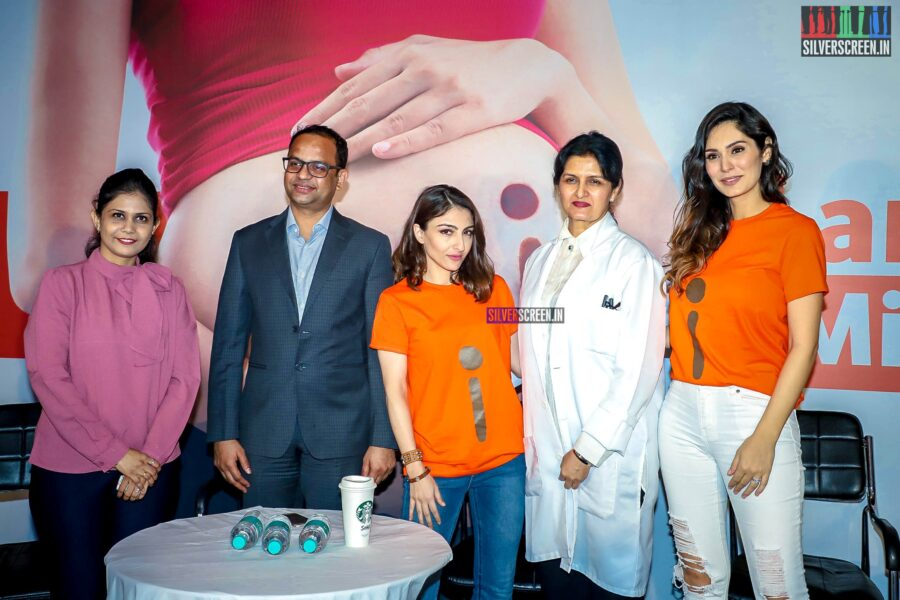 Soha Ali Khan & Bruna Abdullah At A Panel Discussion On The Importance of Iodine & Nutrition