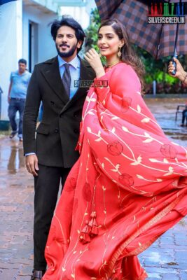 Sonam Kapoor, Dulquer Salmaan Promote 'The Zoya Factor' On The Sets Of Dance India Dance
