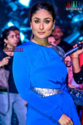 Kareena Kapoor On The Sets Of Dance India Dance