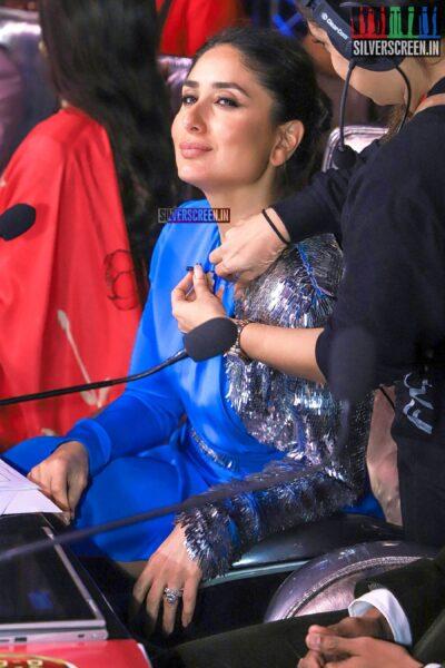 Kareena Kapoor On The Sets Of Dance India Dance