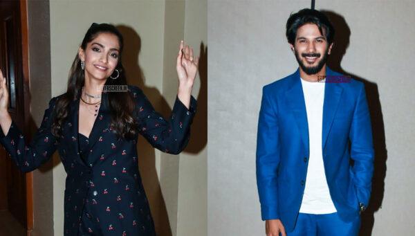 Sonam Kapoor, Dulquer Salmaan Promote 'The Zoya Factor'