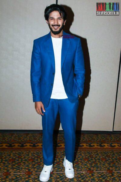 Dulquer Salmaan Promotes 'The Zoya Factor'