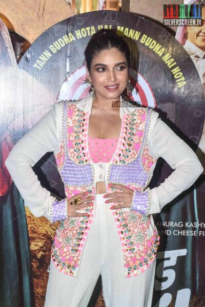Bhumi Pednekar At The 'Saand Ki Aankh' Trailer Launch