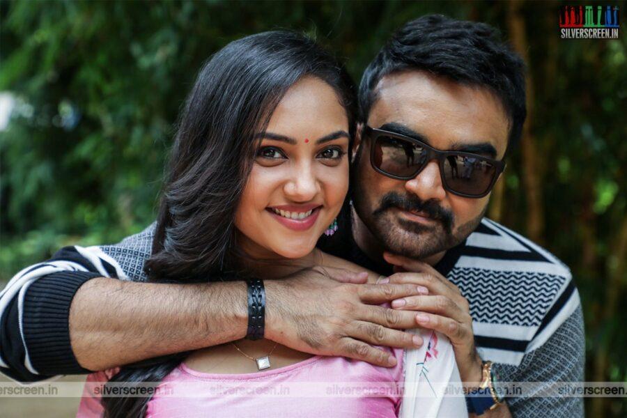 Udhaya, Smruthi Venkat At The 'Agni Natchathiram' Movie Launch