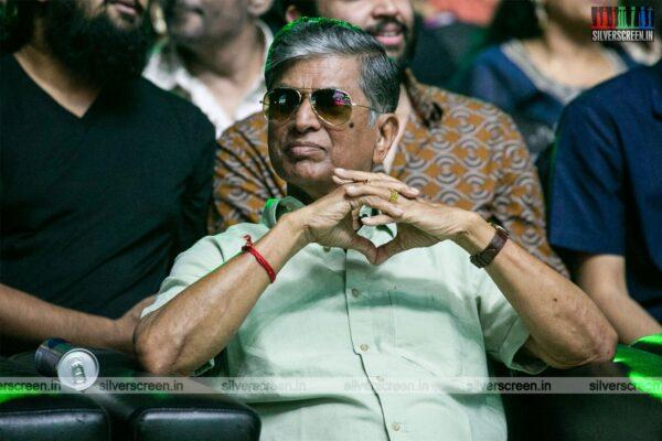 SA Chandrasekhar At The 'Bigil' Audio Launch