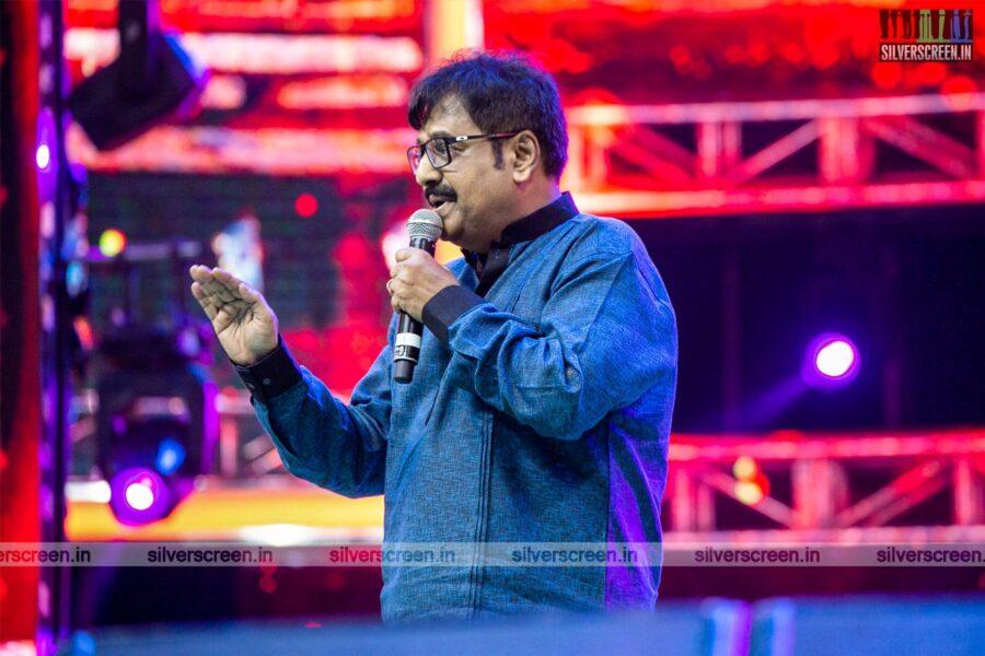 Vivek At The 'Bigil' Audio Launch