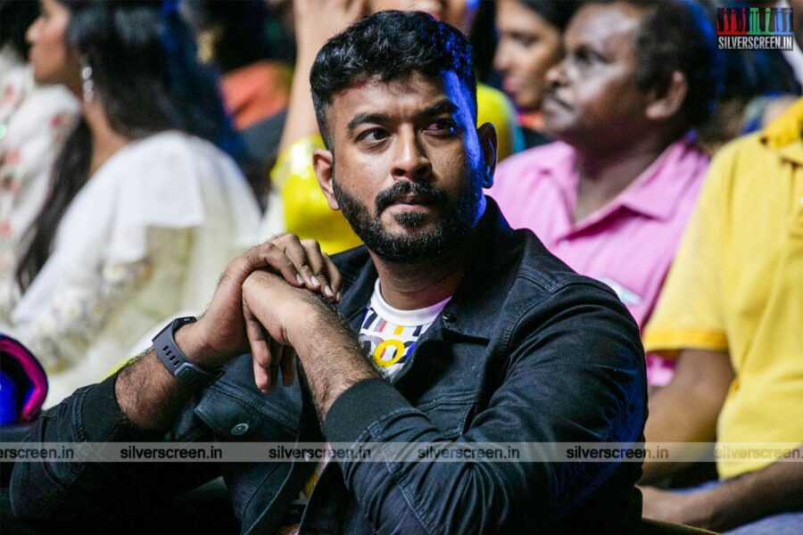 Lyricist Vivek At The 'Bigil' Audio Launch