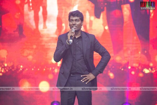 Atlee At The 'Bigil' Audio Launch