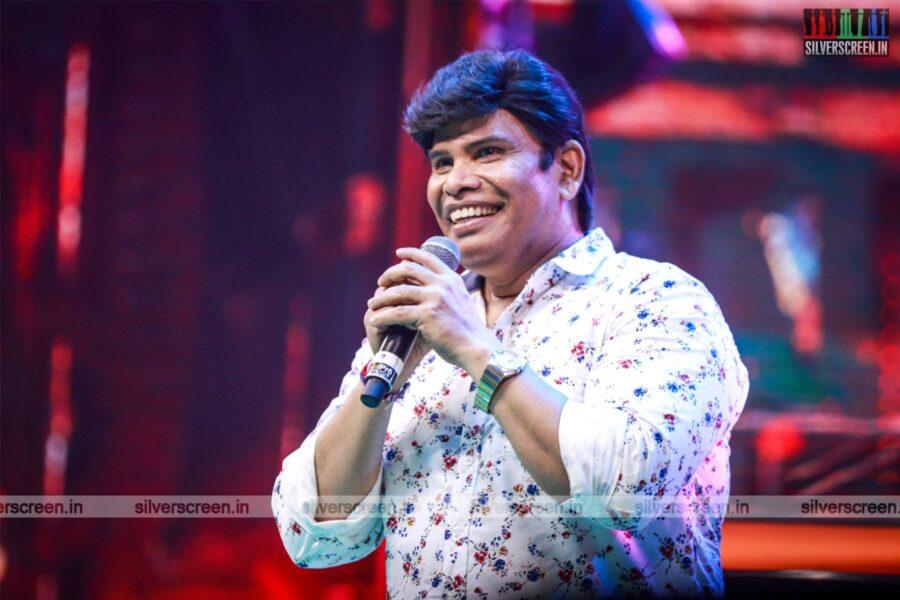 Anandhraj At The 'Bigil' Audio Launch