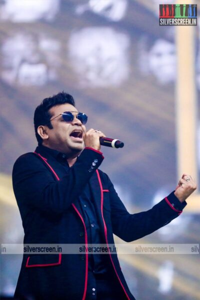 AR Rahman At The 'Bigil' Audio Launch