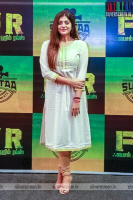 Manjima Mohan At The 'FIR' Movie Launch