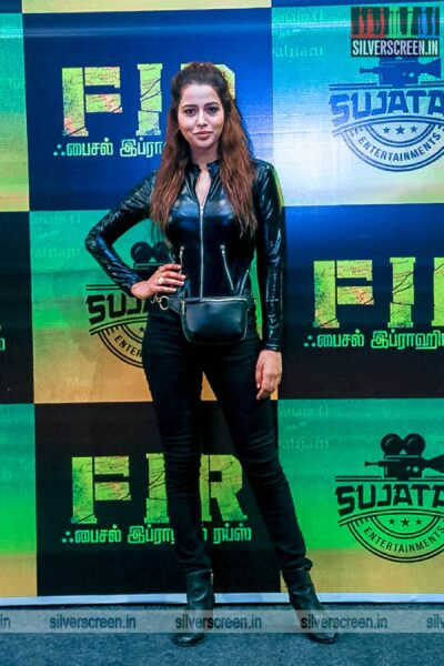 Raiza Wilson At The 'FIR' Movie Launch