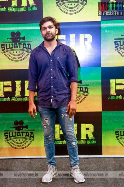 Celebrities At The 'FIR' Movie Launch