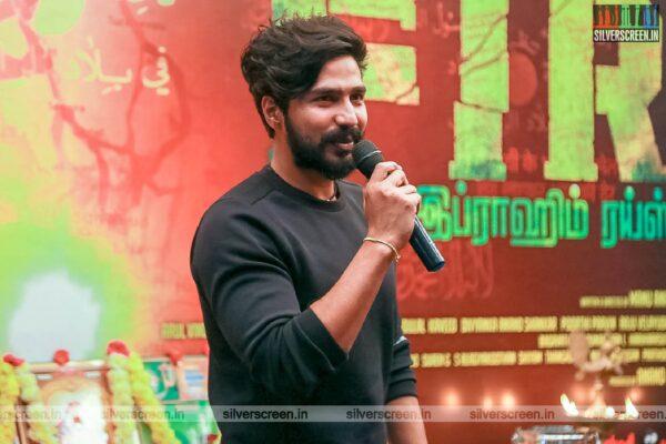 Vishnu Vishal At The 'FIR' Movie Launch