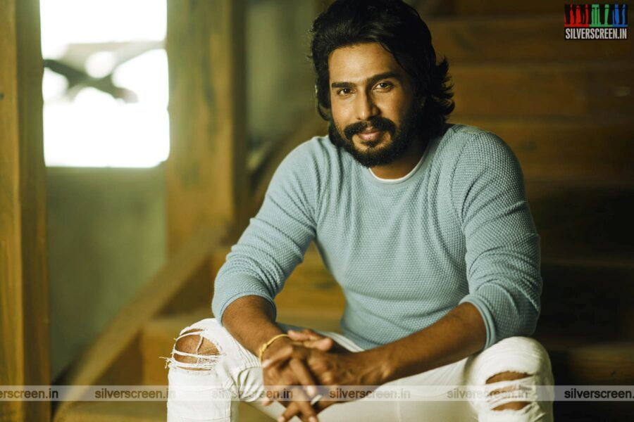 Vishnu Vishal Photoshoot Stills