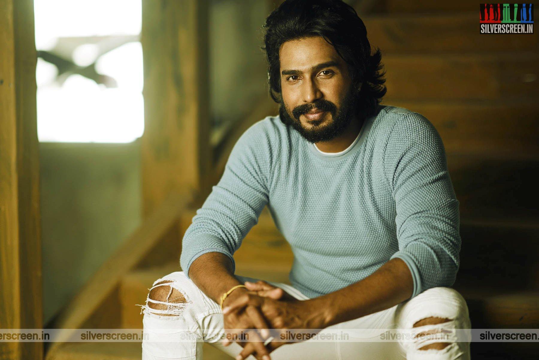 Vishnu Vishal Photoshoot Stills