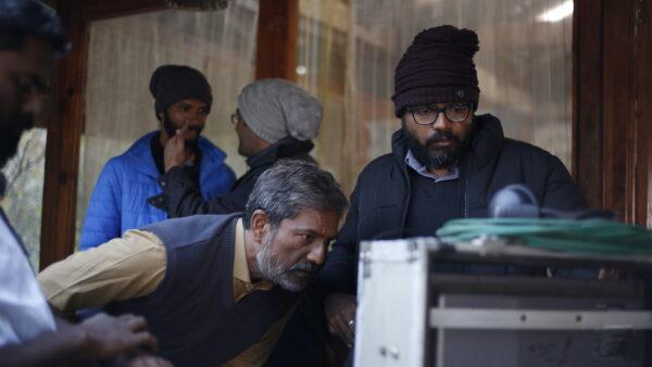 Adil Hussain In Nirvana Inn
