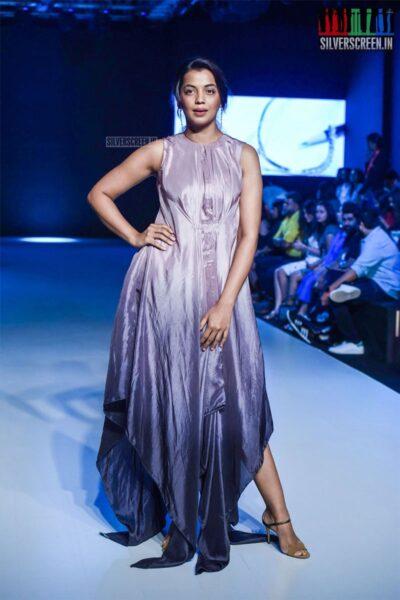 Mugdha Godse At The 'Bombay Times Fashion Week 2019'