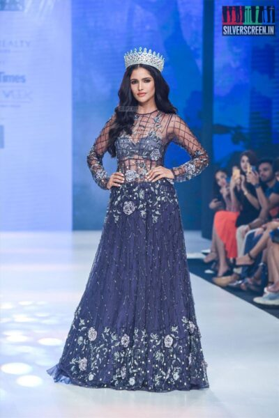 Model At The 'Bombay Times Fashion Week 2019'