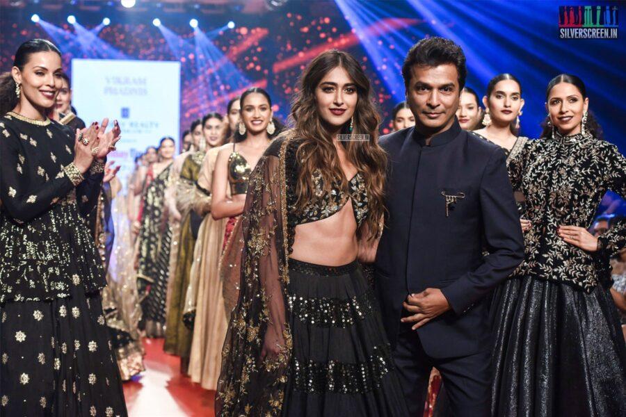 Ileana D'Cruz At The 'Bombay Times Fashion Week 2019'