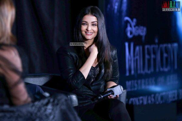 Aishwarya Rai At The 'Maleficent: Mistress of Evil' Trailer Launch