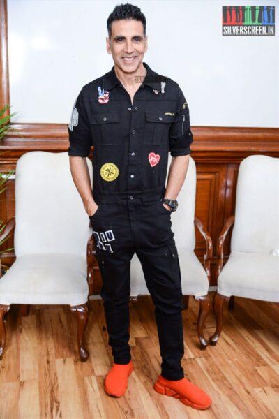Akshay Kumar Promotes 'Housefull 4'
