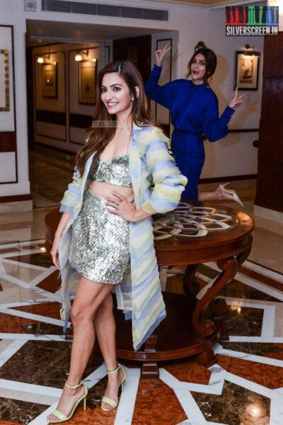 Kriti Kharbanda Promotes 'Housefull 4'