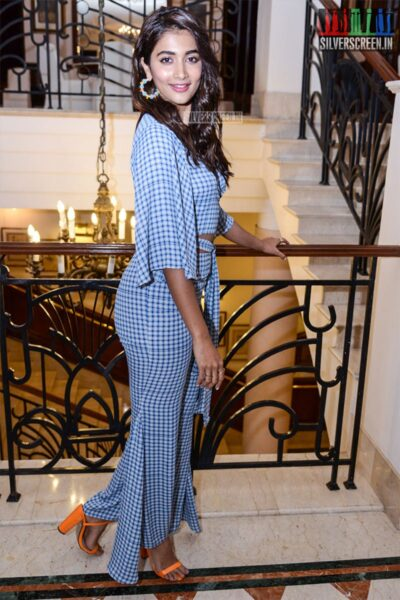 Pooja Hegde Promotes 'Housefull 4'