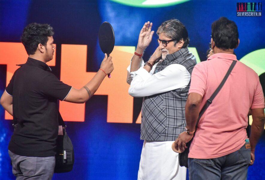 Amitabh Bachchan At 'Banega Swasth India' Campaign
