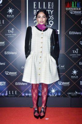 Sobhita Dhulipala At The 'Elle Beauty Awards 2019'