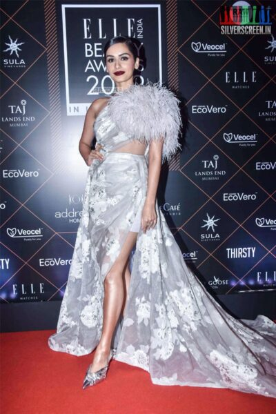 Manushi Chhillar At The 'Elle Beauty Awards 2019'