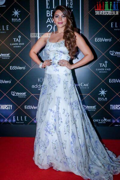 Malavika Mohanan At The 'Elle Beauty Awards 2019'