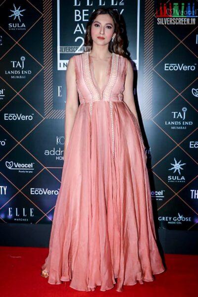 Gauahar Khan At The 'Elle Beauty Awards 2019'