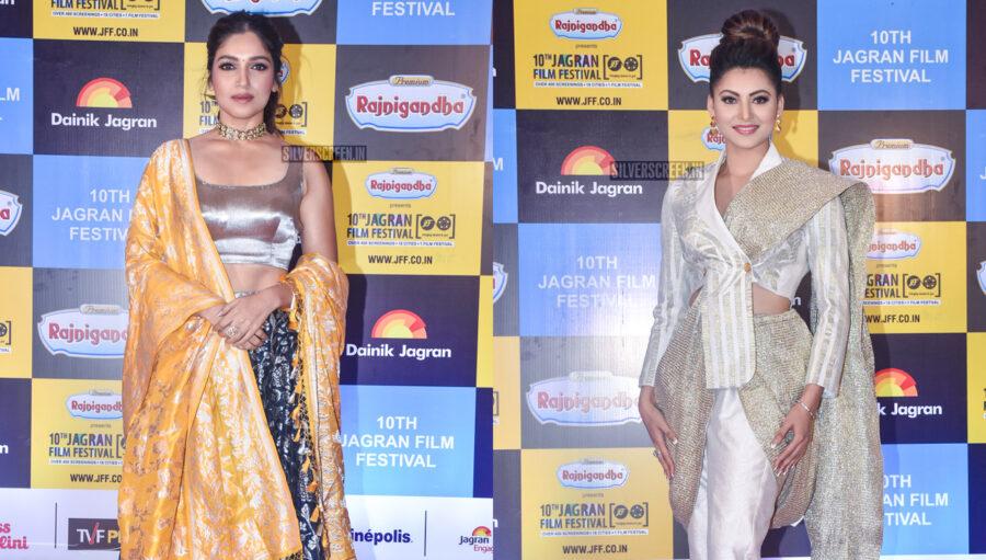 Celebrities At The 'Jagran Film Festival 2019'