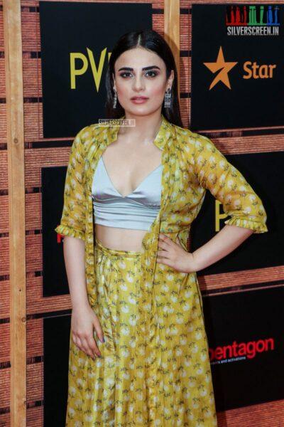 Radhika Madan At The 'Jio Mami Mumbai Film Festival'
